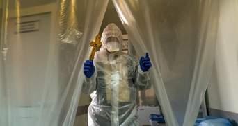 Коронавирус в Украине: заболеваемость снова начала стремительно расти