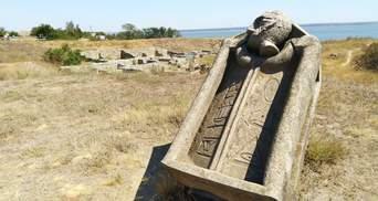 """Античне місто на березі Бузького лиману: тисячолітня """"Ольвія"""" приваблює туристів"""