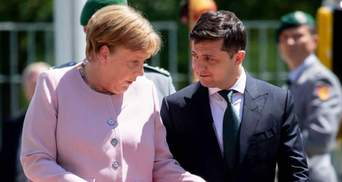 Обговорять альтернативний проєкт реалізації мінських угод, – Тизенгаузен про візит Меркель