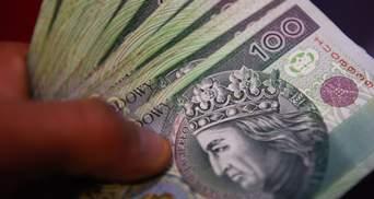 Средняя зарплата в Польше резко снизилась: статистика