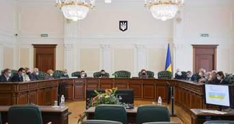 Ховав хабар у банці: ВРП зупинила розгляд заяви судді Шершака