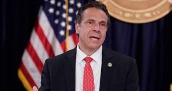Губернатор Нью-Йорка подав у відставку через звинувачення у домаганнях – Голос Америки