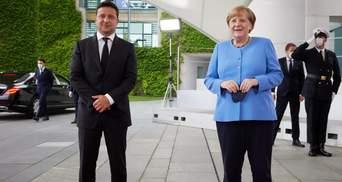 Візит Меркель в Україну: як це пов'язано із майбутньою поїздкою Зеленського у Вашингтон