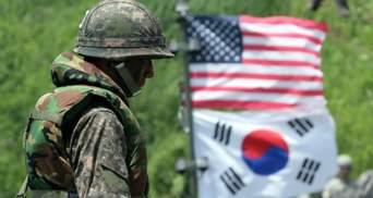 В КНДР пригрозили, что Южная Корея пожалеет о военных учениях с США