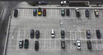 Штрафы за неправильную парковку в Киеве: действует ли на водителей наказание гривной