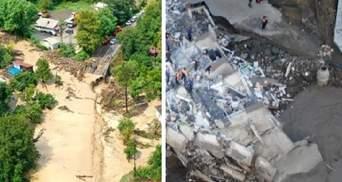 Наводнение в Турции превратило улицы в реки из металлолома и автомобилей: есть жертва – видео