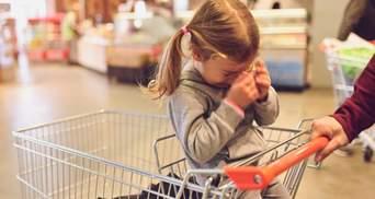 Як запобігти дитячій істериці у громадському місці: важливі дії батьків