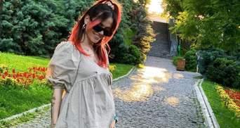 MamaRika рассказала о своем весе после первых родов