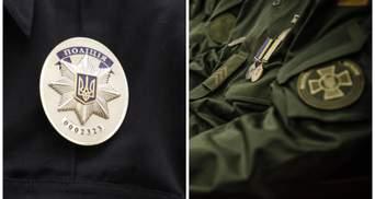 В Одессе набросились на полицейского и нацгвардейца