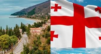"""В посольстве Грузии возмущены """"турами в Абхазию"""" от украинской турфирмы"""