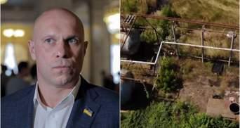 Суд конфіскував 1,2 мільйона гривень прибутку Киви від оренди жомової ями