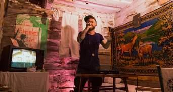 Известный музыкант Dub FX презентовал клип из Чернобыля