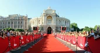 Одесский кинофестиваль 2021: как прошла церемония открытия