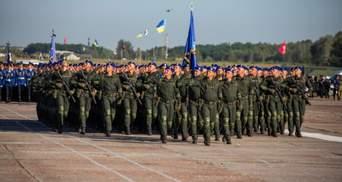 Масштаби вражають: скільки військових та техніки будуть на параді до Дня незалежності