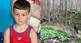 Потерялся возле Говерлы: полиция обнародовала фото и приметы пропавшего мальчика