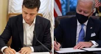 За результатами зустрічі Байдена і Зеленського підпишуть оборонні угоди