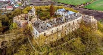 """Клеванский замок и Пересопница: туристам доступен новый интересный маршрут """"Волынское наследство"""