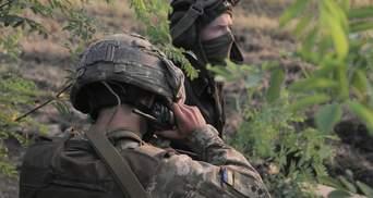 Окупанти на Донбасі поранили українського військового: в якому він стані