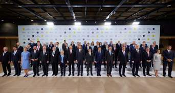 Кто прибыл на саммит Крымской платформы: фото и видео с мероприятия