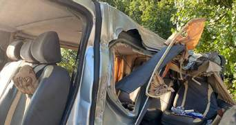 В Черкассах пьяный водитель устроил ДТП: есть погибшая и много пострадавших