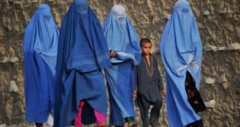 Росія повернула талібам афганку, яка втікала від насильного одруження