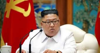 Ким Чен Ын уверяет, что в КНДР ни одного случая заболевания коронавирусом
