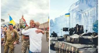 День Независимости, военный парад, Марш защитников: главные новости 24 августа