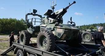 До Дня Незалежності: на військовому параді у Києві покажуть вітчизняних бойових роботів