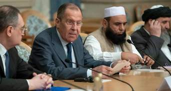 Зметикували на двох: що отримають РФ та Китай від перемоги талібів в Афганістані