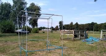 """""""Свято на кістках"""": в Конотопі День Незалежності святкуватимуть на місці колишнього концтабору"""