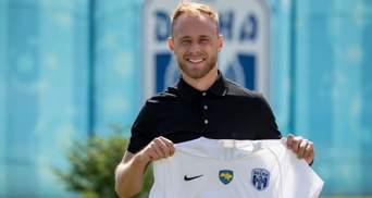 Игрок сборной Украины перешел в Десну и может дебютировать в матче против Динамо