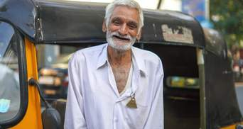 Дедушка продал дом и жил в такси: какую мечту внучки захотел осуществить пенсионер