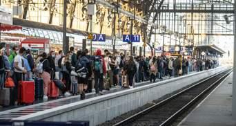 Маленькая зарплата: в Германии бастуют машинисты пассажирских поездов