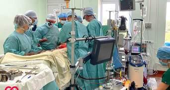 При повній зупинці кровообігу та температурі 24°С: у Хмельницькому провели унікальну операцію