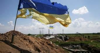 Майорить на передовій: військові привітали українців з Днем Прапора