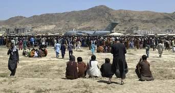 В аеропорту Кабула сталася стрілянина: у бій вступили військові США та Німеччини