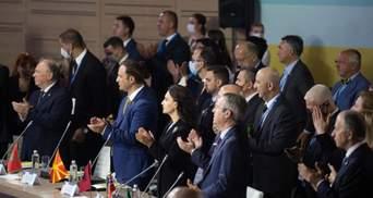 В Киеве состоялся первый саммит Крымской платформы: заявления участников мероприятия