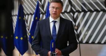 """Це не загальноєвропейський проєкт, – у ЄС заперечили Меркель щодо """"Північного потоку-2"""""""
