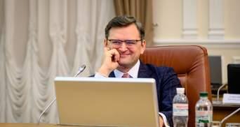 Все органы власти уже должны иметь четкий план действий на случай деоккупации Крыма, – Кулеба