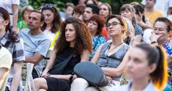 Киновернисаж под небом празднует 30-летие Независимости Украины: вторая часть программы
