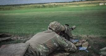 Украинские снайперы прошли спецкурс по стандартам НАТО