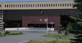 Армянский офицер заблудился и оказался в Азербайджане