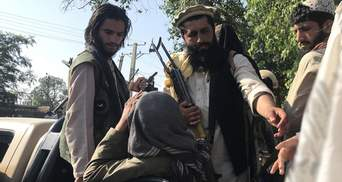 """Вывезенных во Францию афганцев заподозрили в связях с """"Талибаном"""""""