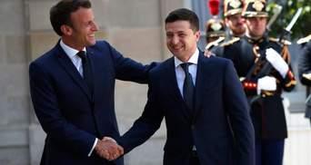 Макрон планирует визит в Украину: намерения президента подтвердили в МИД Франции