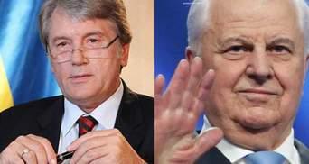 Бореться, – Ющенко прокоментував стан здоров'я Кравчука