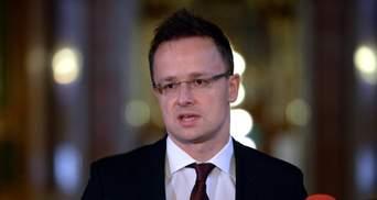Через скарги угорців на Закарпатті: Сійярто побідкався Лаврову через Україну