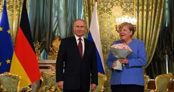 Прощальные обещания: как Меркель не удалось помирить Москву и Киев