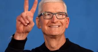 Десятиліття Тіма Кука в Apple: скільки можна було б заробити, інвестувавши 1000 доларів