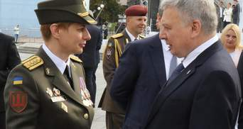 Перша жінка-бригадний генерал з'явилася у ЗСУ
