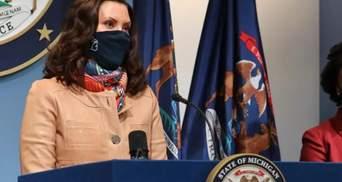У США екстреміст планував викрасти губернатора Мічигану